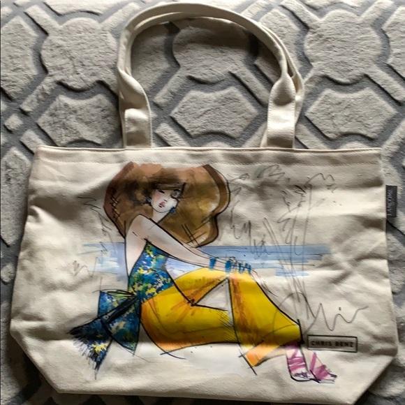 Lancome Handbags - Lancôme Paris MEDIUM Travel design by Chris Benz